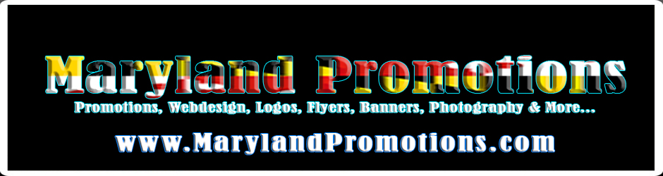 """Maryland Promotions & Webdesign"""